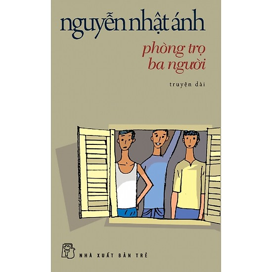 Cuốn sách phòng trọ 3 người